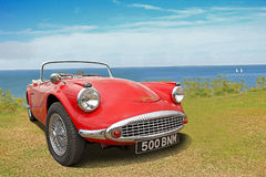 Daimler dart sp250 vintage classic Royalty Free Stock Photography