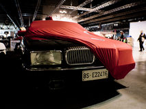 Daimler Double Six at Milano Autoclassica 2016 Royalty Free Stock Photos
