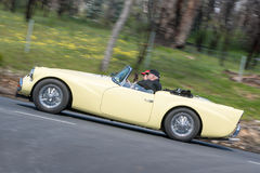 1959 Daimler SP 250 Roadster Royalty Free Stock Photography