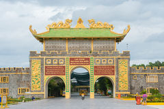 Dainam park, Hochiminh, Vietnam Royalty Free Stock Photo
