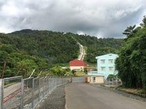 Daininh hydro power plant, Vietnam Royalty Free Stock Image