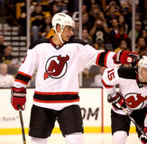 Dainius Zubrus New Jersey Devils Images stock