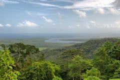 daintree国家公园旅行 免版税图库摄影