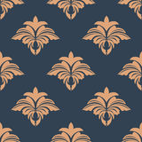 Dainty retro floral seamless pattern Stock Image