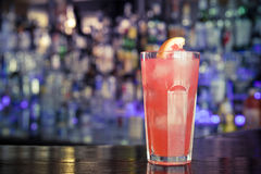 Daiquiricocktail mit Grapefruitsaft Stockfotografie