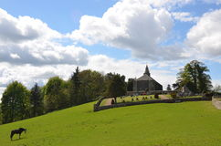 Dairsie Church Stock Photography