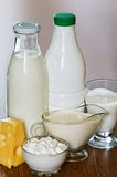 Dairy Stock Photography