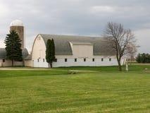 Dairy barn Stock Image