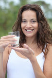 Dairy beverage Royalty Free Stock Images