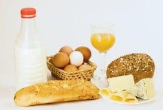 Dairy Breakfast Royalty Free Stock Photo