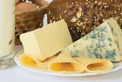 Dairy Breakfast Stock Photography