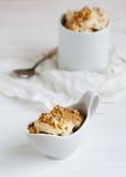 Dairy dessert Royalty Free Stock Photo