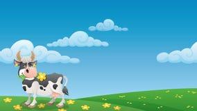 Dairy Farm 2 stock video footage