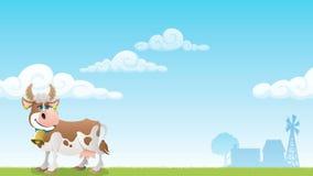 Dairy Farm 3 stock video footage