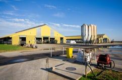 Dairy farm Royalty Free Stock Photos