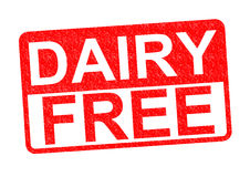 DAIRY FREE Royalty Free Stock Images