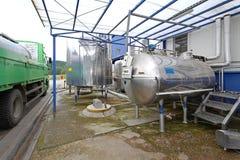Dairy and milk Stock Photos