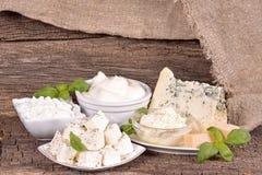 Dairy produce Stock Photo
