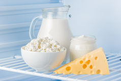 Dairy produce Royalty Free Stock Photography