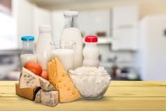 Dairy Product Stock Photo