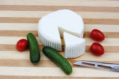 Dairy products for Shavuot traditional meal. Dairy products is a traditional meal on the Jewish Shavuot holiday. Series of images for Shavuot stock photography