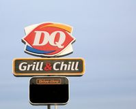Dairy Queen Stock Photography