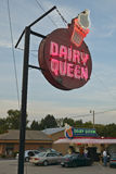 Dairy Queen Ice Cream shop Royalty Free Stock Image