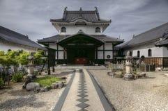 Temple in Nagoya, Japan royalty free stock photo