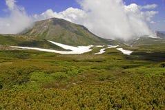 Daisetsuzan National Park, Hokkaido, Japan Royalty Free Stock Images