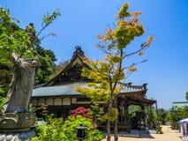 Daisho-in Temple in Miyajima, Japan Stock Photography