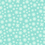 Daisies background. Retro background as daisies field Royalty Free Stock Image