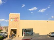 Daiso Japanse supermarkt in Carrollton, Texas, de V.S. Royalty-vrije Stock Afbeelding