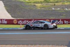 Daisuke Nakajima of NAKAJIMA RACING in Super GT Final Race 66 La Stock Photos