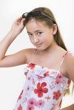 daisy 8 portret Zdjęcia Stock