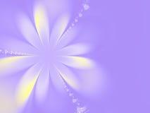 daisy abstrakcyjna Royalty Ilustracja