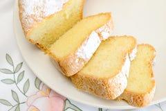 Daisy cake Stock Photo