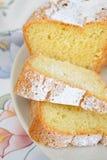 Daisy cake Stock Photography