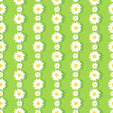 Daisy Chain Pattern Immagine Stock