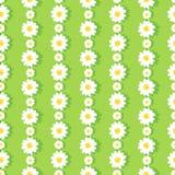 Daisy Chain Pattern Immagine Stock
