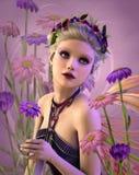 Daisy Fairy, 3d CG stock images
