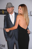 Daisy Fuentes,Kelly Stone,Matt Goss Stock Photos