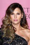Daisy Fuentes komt in Victoria's Secret aan wat Sexy is? Partij Royalty-vrije Stock Afbeelding
