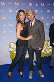Daisy Fuentes, Matt Goss Royalty Free Stock Photography