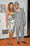 Daisy Fuentes,Matt Goss Royalty Free Stock Photo