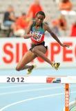 Daisy Jepkemei of Kenia royalty free stock photography