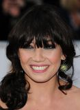 Daisy Lowe Royalty Free Stock Photo
