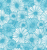 Daisy pattern Stock Photos