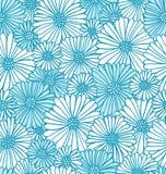 Daisy pattern Stock Photos