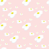Daisy pattern Stock Photography