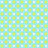 daisy retro ilustracja wektor